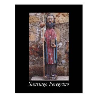 Santiago Peregrino Postcard