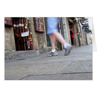 Santiago Street Card