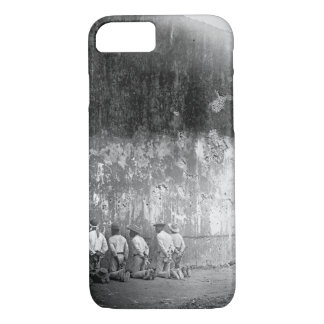 Santiago - The dead line at the arsenal_War Image iPhone 7 Case