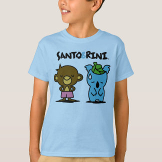 Santo and Rini Kids Tee