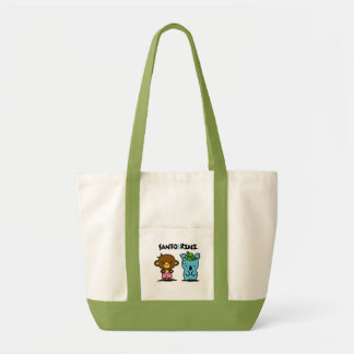 Santo and Rini Mini-Tote Tote Bag