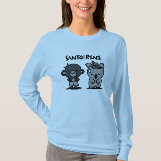 Santo and Rini Women's Long Sleeve T-Shirt