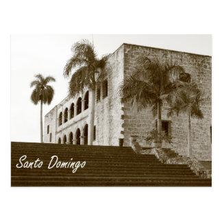 Santo Domingo PostCard