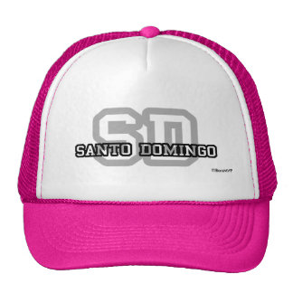 Santo Domingo Trucker Hat