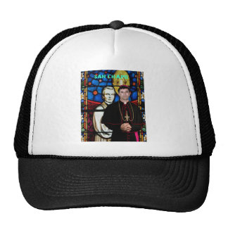 SANTO  SINALOA SAN CHAPO ORIGINALS PRODUCTS TRUCKER HAT