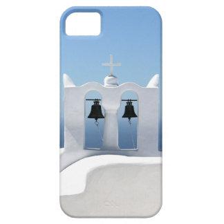 Santorini Church Bells iPhone 5 Case