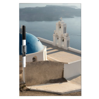 Santorini Church, Greece Dry-Erase Whiteboards