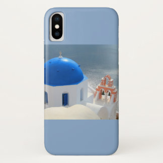 Santorini Church in the Afternoon Sun Case-Mate iPhone Case