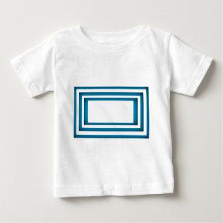 Santorini Greece Blue Design Baby T-Shirt