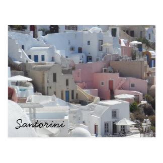 Santorini, Greece Postcard