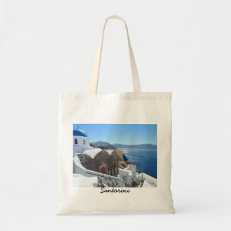 Santorini, Greece Tote Bag
