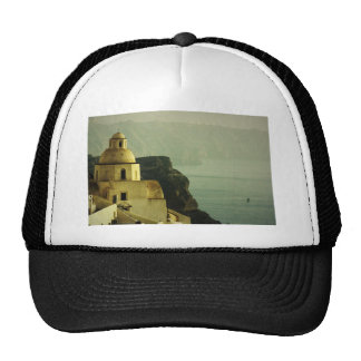Santorini, Greece Trucker Hat