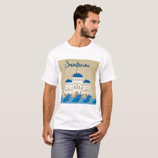 Santorini, Greece Tshirt