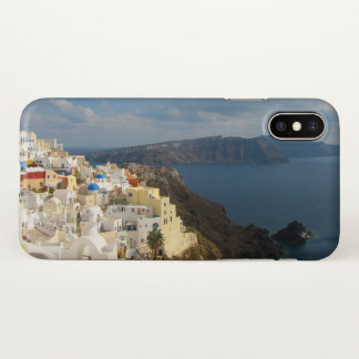 Santorini in the Afternoon Sun iPhone X Case