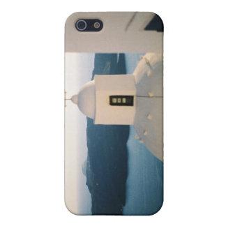 Santorini Island Church Greece iPhone 4 4S Case Case For iPhone 5/5S