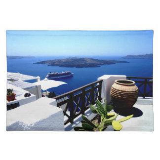 Santorini Placemat