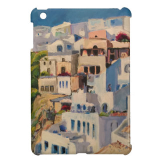 Santorini Splendor Cover For The iPad Mini
