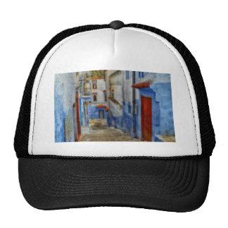 Santorini Steps Trucker Hat