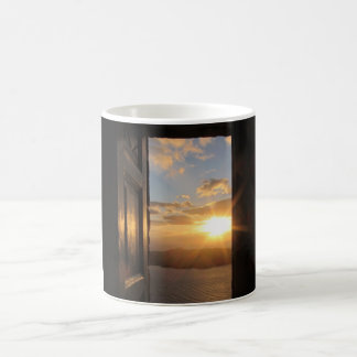 Santorini Sunset Mug