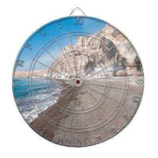 Santorini Vlichada beach Dartboard