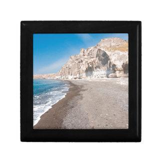 Santorini Vlichada beach Gift Box