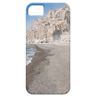 Santorini Vlichada beach iPhone 5 Cases