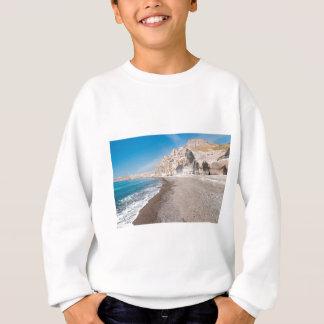 Santorini Vlichada beach Sweatshirt