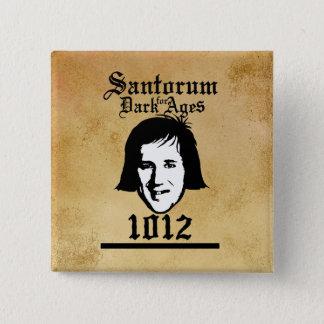Santorum 1012 2 inch square button