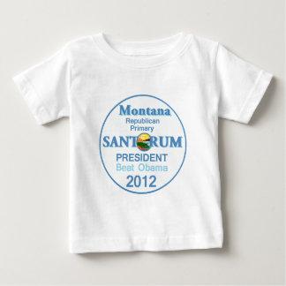 Santorum MONTANA Baby T-Shirt