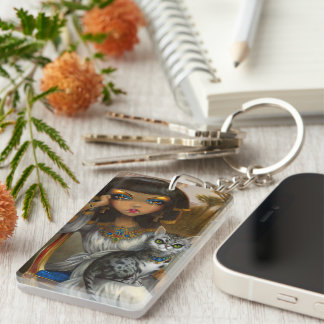 """Sanura"" Keychain"