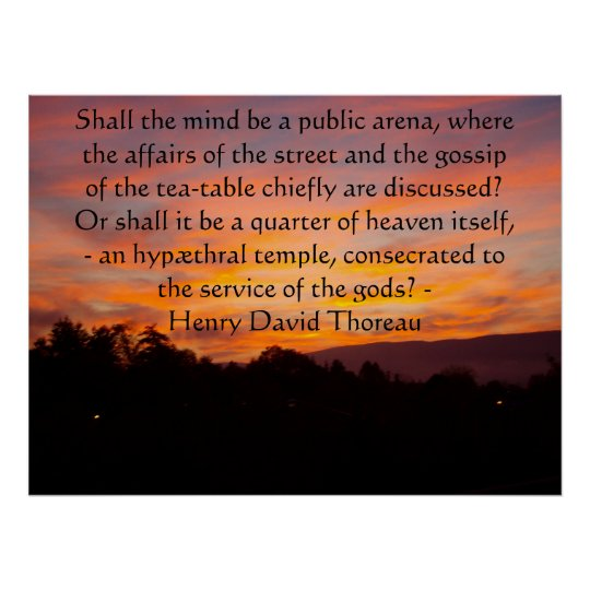 SANY0099, Shall the mind be a public arena, whe... Poster