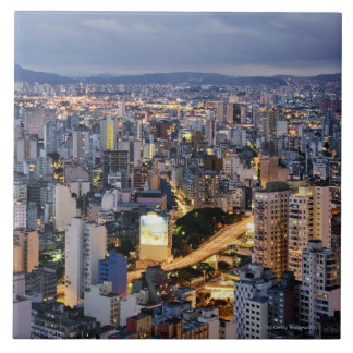 Sao Paulo Cityscape 2 Tile
