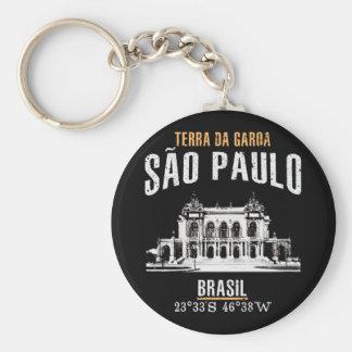 São Paulo Keychain