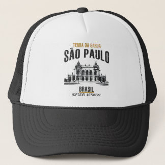 São Paulo Trucker Hat