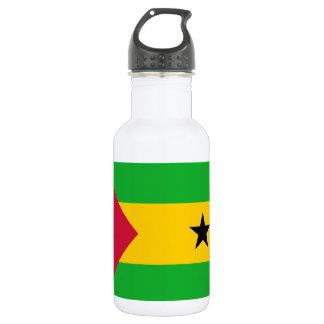 Sao Tome and Principe 532 Ml Water Bottle