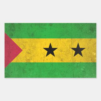 Sao Tome and Principe Sticker