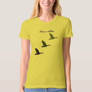 Saor Alba Free Scotland Flying Duck T-Shirt