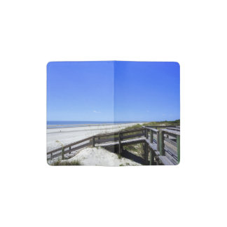 Sapelo Island Pocket Moleskine Notebook