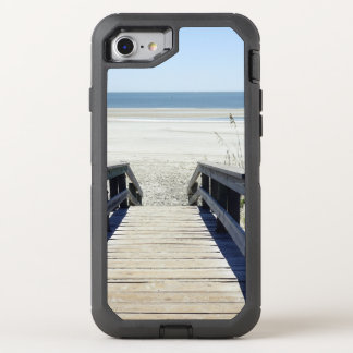 Sapelo Island View OtterBox Defender iPhone 8/7 Case