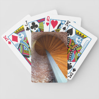 Sapelo Staircase Bicycle Playing Cards