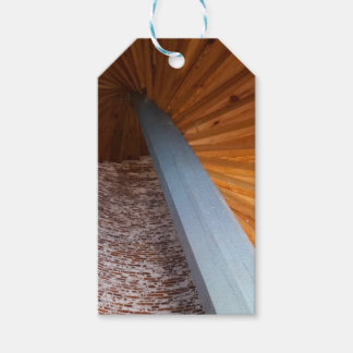 Sapelo Staircase Pack Of Gift Tags