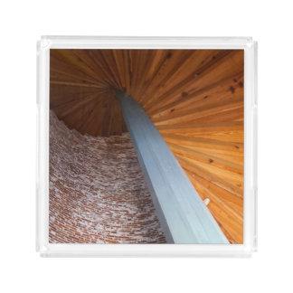 Sapelo Staircase Serving Tray