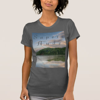 Sapere Aude Latin Inspirational Quote Women's Tee