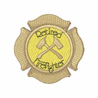 Sapeur-pompier retraité vestes brodées