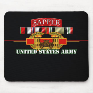 SAPPER OEF OIF MOUSE PAD