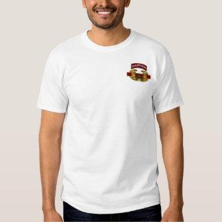 Sapper Tab w/ Combat Engineer Badge T-shirt