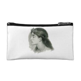 Sapphic Pride Cosmetics Bag (Study of Sappho) Cosmetic Bag