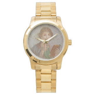 Sapphic Pride Watch (Sappho Fresco Version)