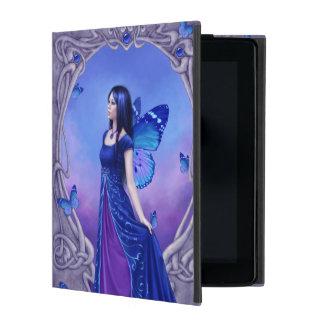 Sapphire Birthstone Fairy iPad 2/3/4 Case