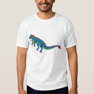 Sapphire Dragon T Shirts